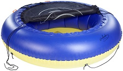 Infactory Wassertrampolin 4in1 - 2