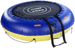 Infactory Wassertrampolin 4in1
